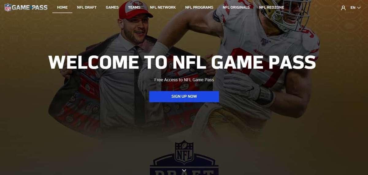 Làm thế nào để Watch NFL game Pass với không có Blackout